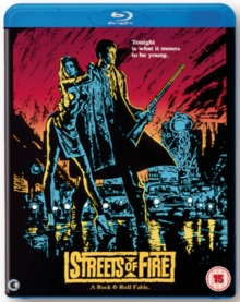 Streets of Fire, Blu-ray  BluRay