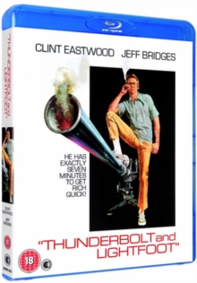 Thunderbolt and Lightfoot, Blu-ray  BluRay