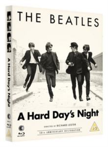 A   Hard Day's Night, Blu-ray BluRay