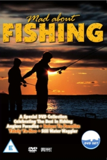 Mad About Fishing: Volume 2, DVD  DVD