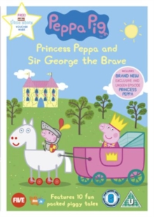 Peppa Pig: Princess Peppa and Sir George the Brave, DVD  DVD