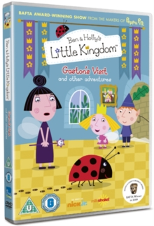 Ben and Holly's Little Kingdom: Gaston's Visit and Other..., DVD  DVD
