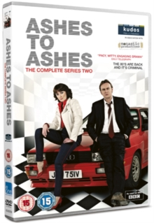Ashes to Ashes: Series 2, DVD  DVD