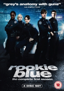 Rookie Blue: Series 1, DVD  DVD
