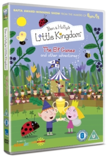 Ben and Holly's Little Kingdom: The Elf Games, DVD  DVD