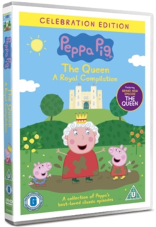 Peppa Pig: The Queen - A Royal Compilation, DVD  DVD