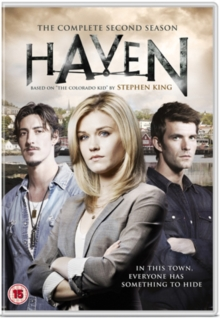 Haven: The Complete Second Season, DVD  DVD