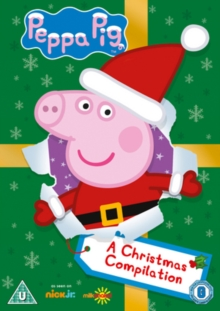 Peppa Pig: A Christmas Compilation, DVD  DVD