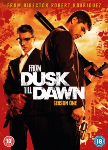 From Dusk Till Dawn: Season One, DVD  DVD