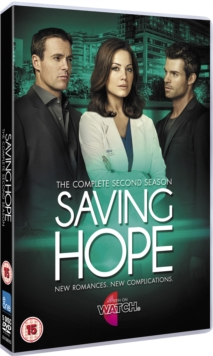 Saving Hope: Season 2, DVD  DVD