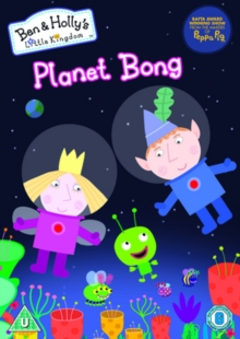 Ben and Holly's Little Kingdom: Planet Bong, DVD  DVD