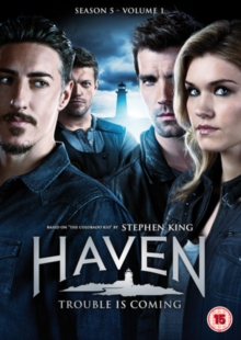 Haven: Season 5 - Volume 1, DVD  DVD