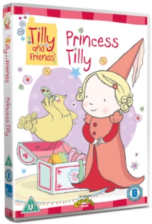 Tilly and Friends: Princess Tilly, DVD  DVD
