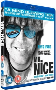 Mr Nice, Blu-ray  BluRay