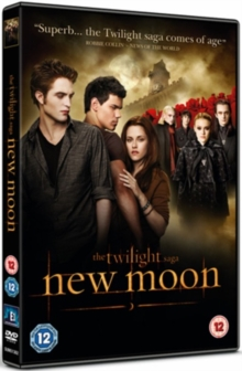 The Twilight Saga: New Moon, DVD DVD