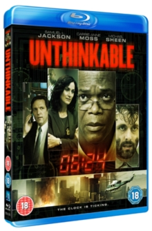 Unthinkable, Blu-ray  BluRay