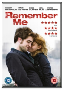 Remember Me, DVD  DVD