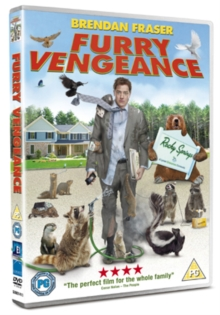 Furry Vengeance, DVD  DVD