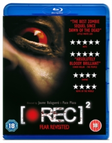 [Rec] 2, Blu-ray  BluRay