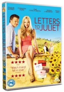 Letters to Juliet, DVD  DVD