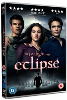 The Twilight Saga: Eclipse, DVD DVD