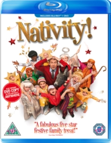 Nativity!, Blu-ray  BluRay
