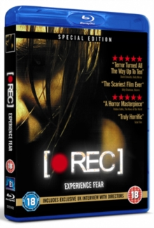[Rec], Blu-ray  BluRay