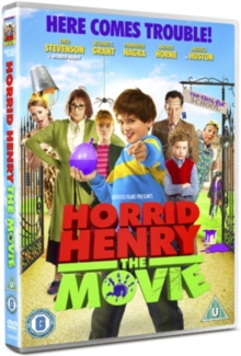 Horrid Henry: The Movie, DVD  DVD