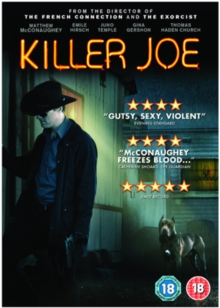 Killer Joe, DVD  DVD
