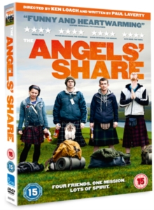 The Angels' Share, DVD DVD