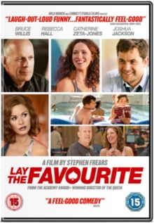 Lay the Favourite, DVD  DVD