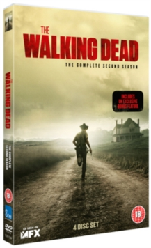 The Walking Dead: The Complete Second Season, DVD DVD