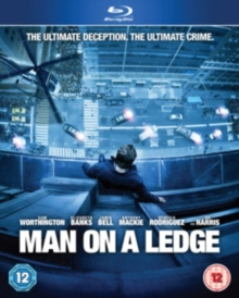 Man On a Ledge, Blu-ray  BluRay