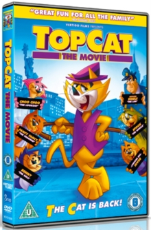 Top Cat - The Movie, DVD  DVD