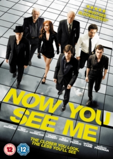 Now You See Me, DVD  DVD