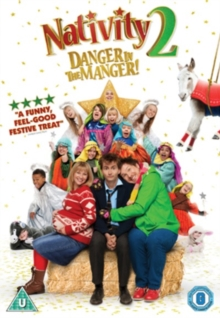 Nativity 2 - Danger in the Manger!, DVD  DVD