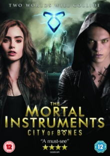The Mortal Instruments: City of Bones, DVD DVD