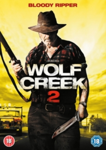 Wolf Creek 2, DVD  DVD