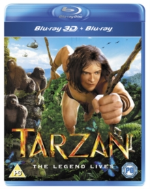 Tarzan, Blu-ray  BluRay
