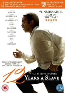 12 Years a Slave, DVD  DVD