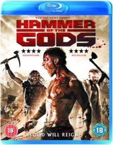 Hammer of the Gods, Blu-ray  BluRay