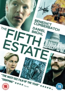 The Fifth Estate, DVD DVD