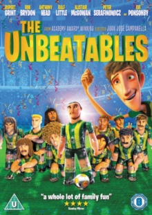 The Unbeatables, DVD DVD
