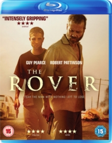 The Rover, Blu-ray BluRay