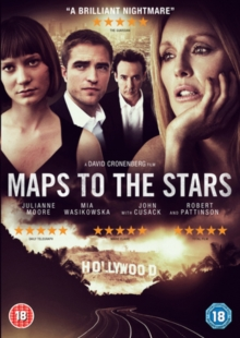 Maps to the Stars, DVD  DVD