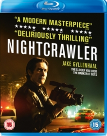 Nightcrawler, Blu-ray  BluRay