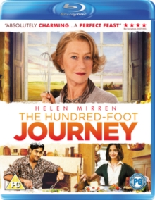 The Hundred-foot Journey, Blu-ray BluRay