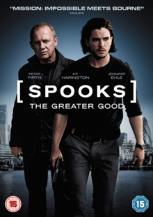 Spooks: The Greater Good, DVD  DVD