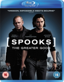 Spooks: The Greater Good, Blu-ray  BluRay