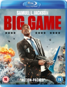 Big Game, Blu-ray  BluRay